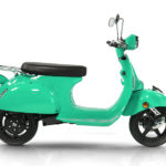 scooter-green