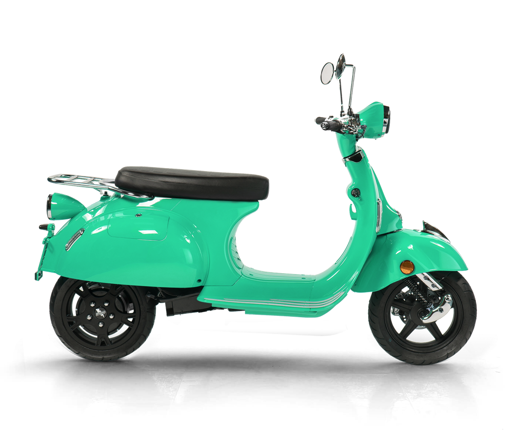 scooter-green-city