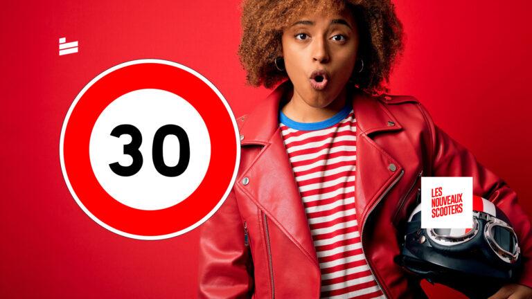 On vous explique pourquoi le 30km/h dans Paris… Ben en fait c'est ok