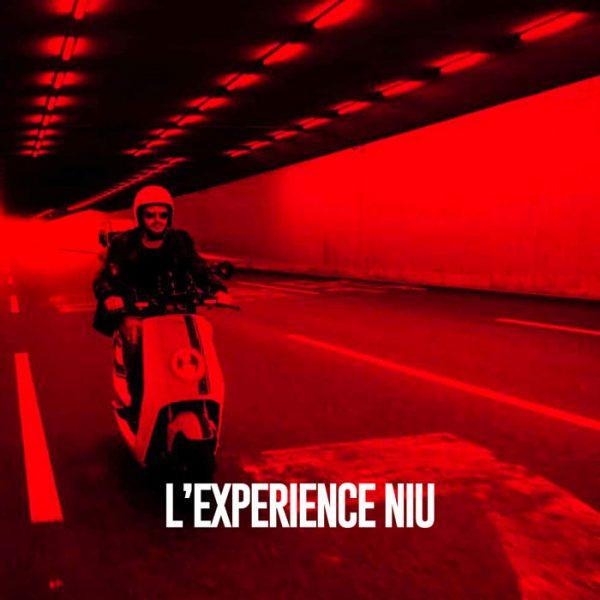 L'experience iu